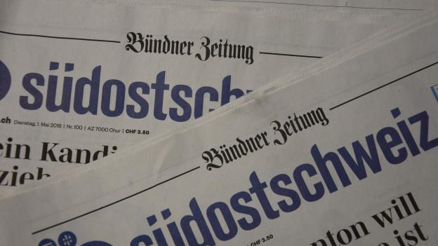 Bündner Zeitung - il titel da tradiziun reviva be pitschnin en il 21avel tschientaner