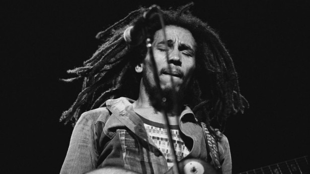 il grond musicist da reggae