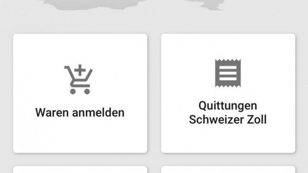 L'app QuickZoll.