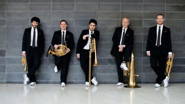 Il Canadian Brass 2017