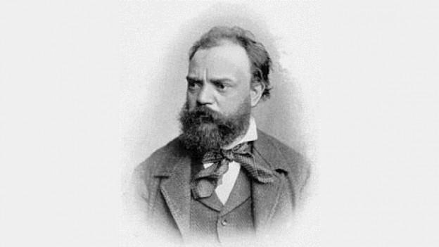 Antonin Dvorak (1841-1904) - cumponist Tschec.
