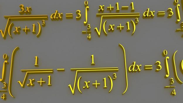 matematica, equaziuns.