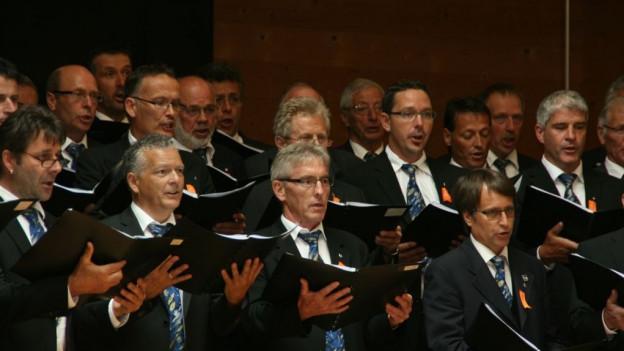 La festa da chant chantunala dal 2012 a Trun.
