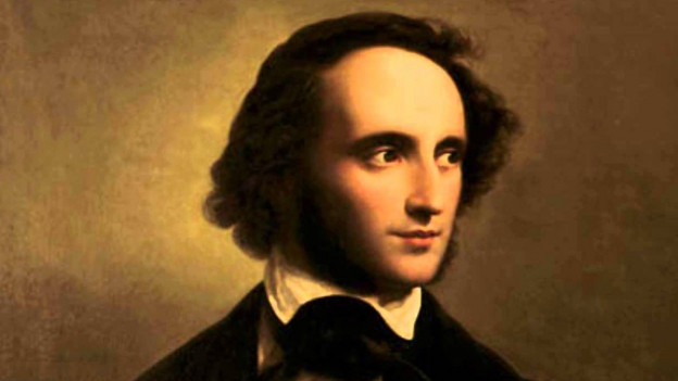 Il cumponist Felix Mendelssohn-Bartholdy