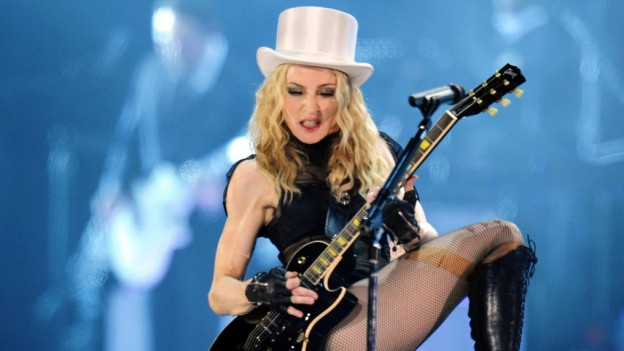 Madonna duront in da ses concerts