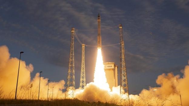 Il satellit Aeolus