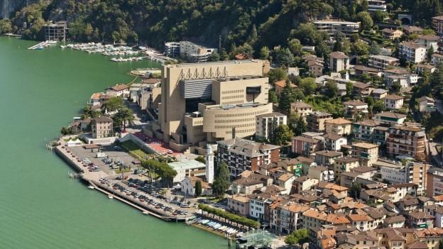 Casino Campione d'Italia.