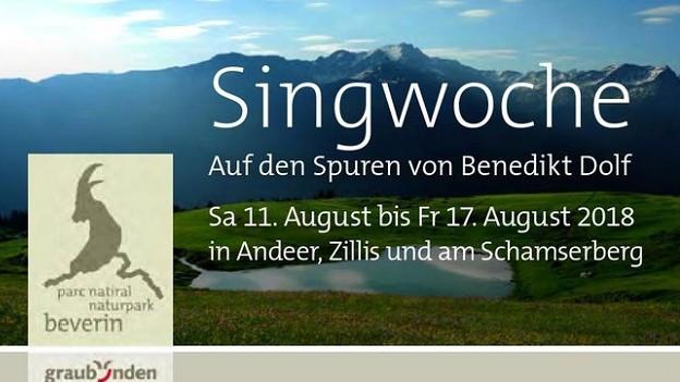 Il cumponist da la Val Schons Benedetg Dolf