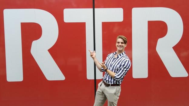 Vincent Gross sin visita tar RTR