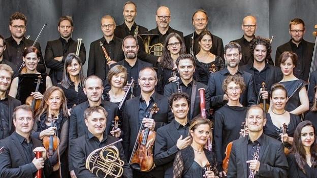 L' Orchester da chombra da Basilea