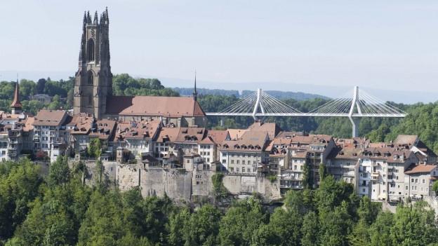 Friburg, ina citad cun istorgia.