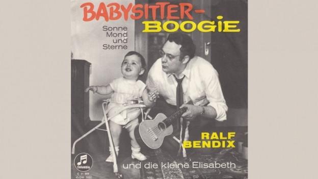Cover da la single Babysitter-Boogie da Ralf Bendix