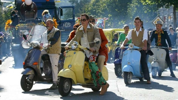 Visitaders a la Schlagerparade