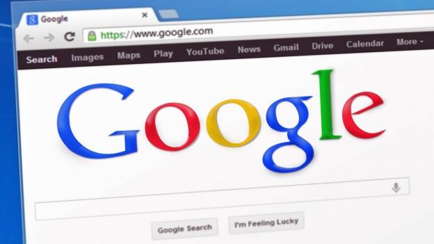 Tschertga cun Google.