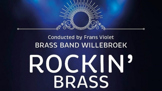 Il cover dal disc actual da la Brass Band Willebroek