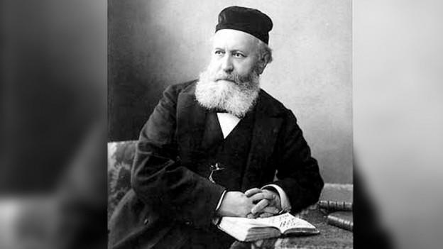 Charles Gounod il 1887.
