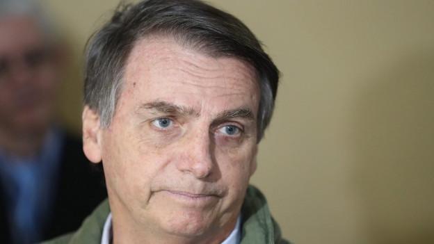 Jair Bolsonaro è il nov president da la Brasilia.