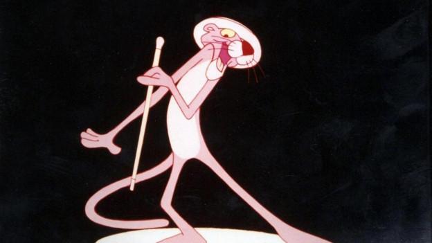 La figura da Pink Panthe