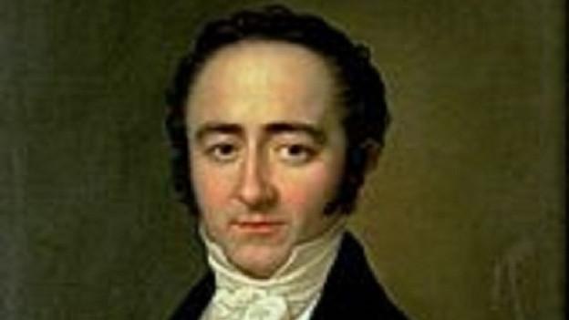 Il figl Franz Xaver Mozart ca. 1825 a Lemberg
