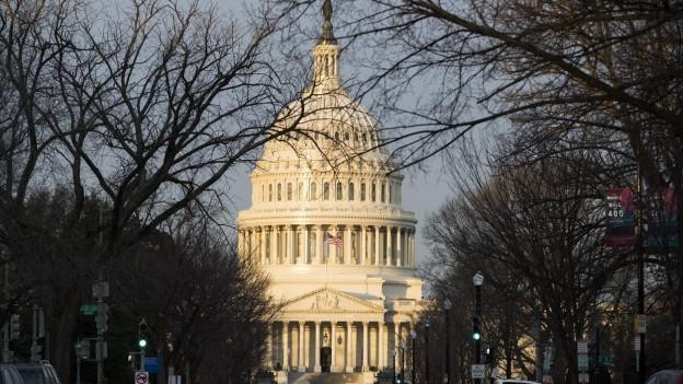 Il Capitol a Washington è la sedia principala dal parlament american