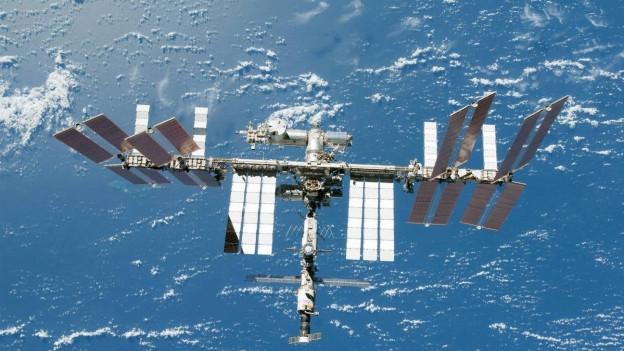 La staziun spaziala ISS