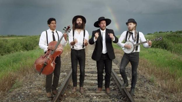 la band dal Canada