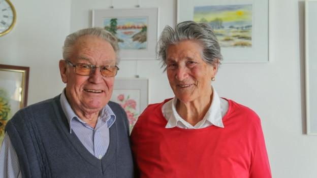 Sofia e Martin Vinzens.