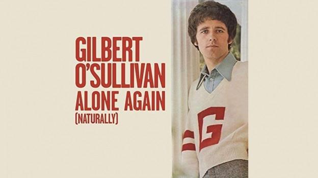 Cover da l'album Alone Again da Gilbert O'Sullivan