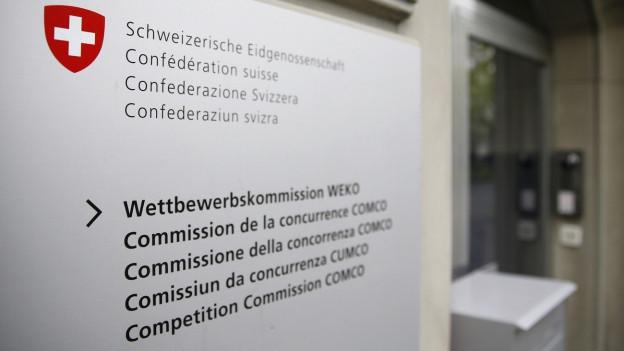 La Cumissiun da concurrenza (WEKO)