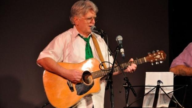 Benedetto Vigne durant in concert