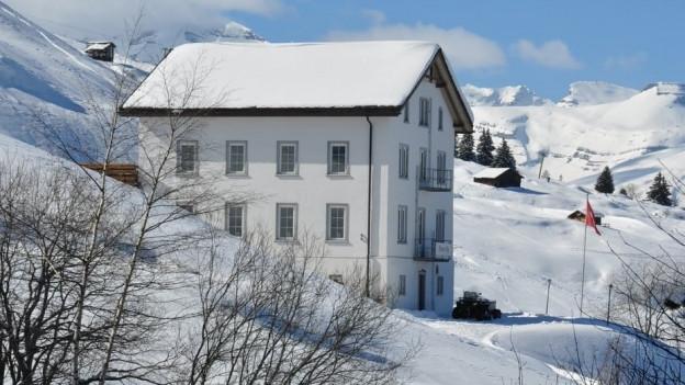 Bündner Rigi – senza pista be paucs giasts