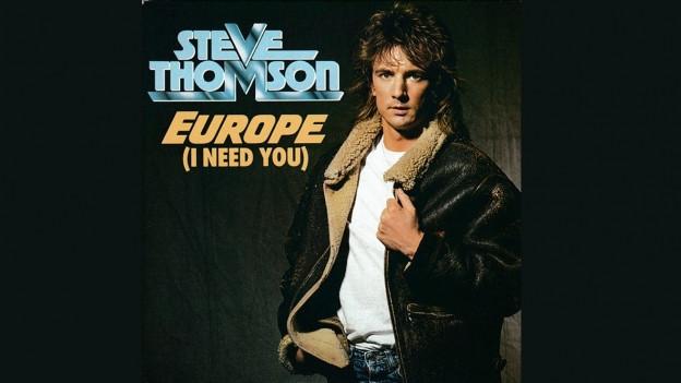 Cover da l'album Europe (I need You) da Steve Thomson