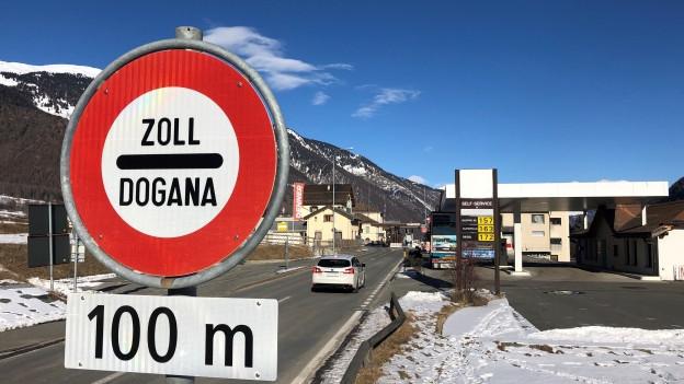 Taufers è al cunfin tranter la Svizra ed il Tirol dal Sid.