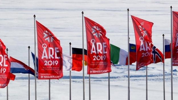 Campiunadis mundials da skis ad Are