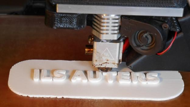 Stampa en 3D
