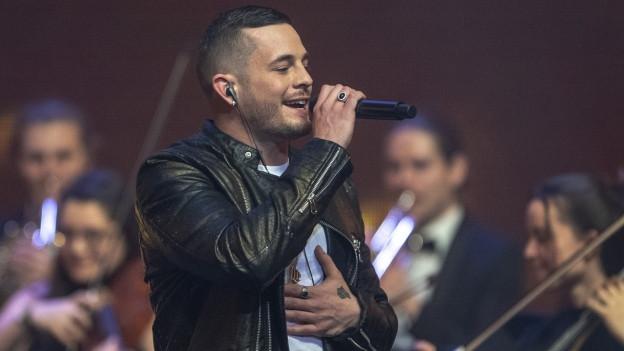 Loco Escrito guadagna ils «Swiss Music Award» dal public