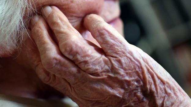 La gronda part da las persunas cun demenza han passa 80 onns