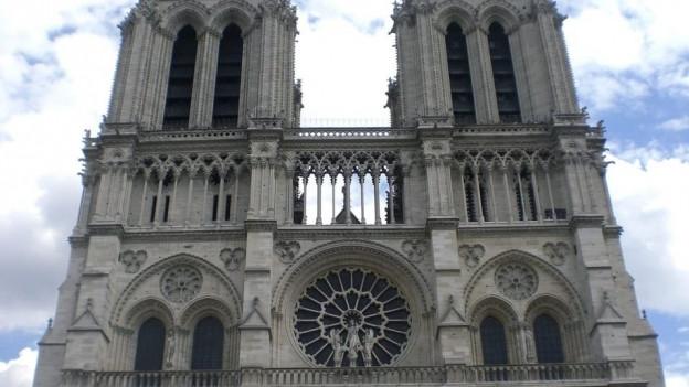 Notre-Dame a Paris.