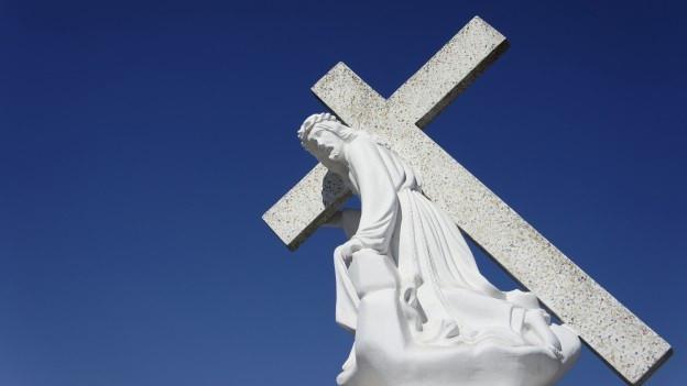 La via cruxis - pitir, suffrir e murir da Jesus Cristus