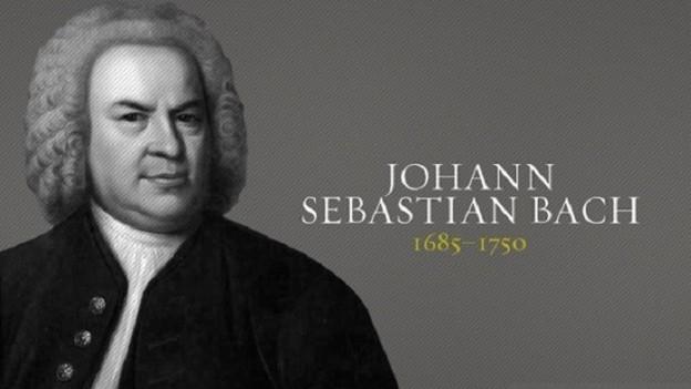 Il cumponist Johann S. Bach