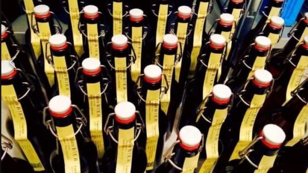 La biera «Ilanzer» na datti betg da cumprar