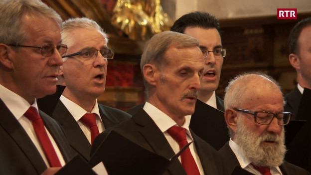 Chor baselgia Segnas