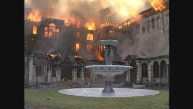 Hotel Waldhaus a Vulpera arda
