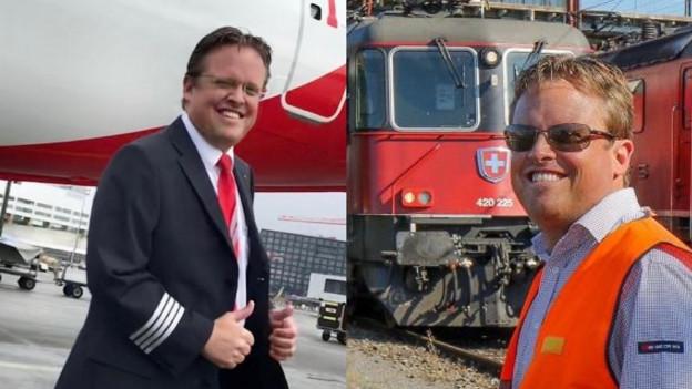 Marcel Mathiuet sco pilot e sco locomotivist