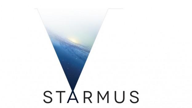 Logo dal festival Starmus.