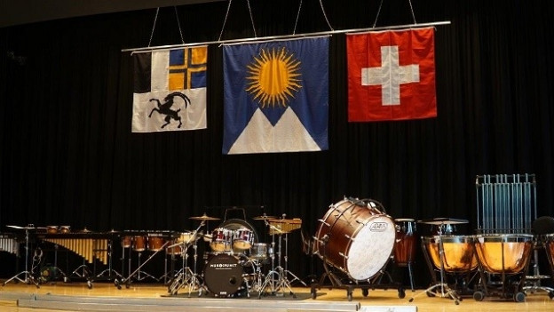 Festa da musica chantunal - halla plurivalenta Arosa