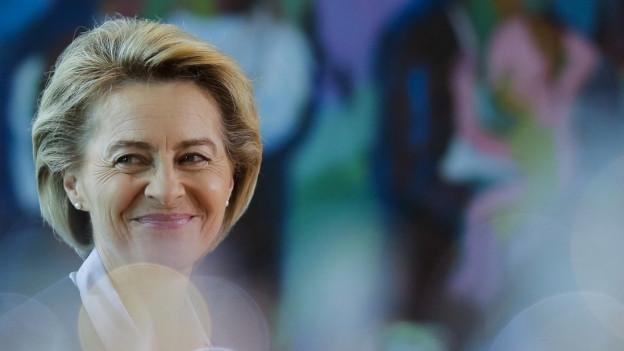 Ursula von der Leyen ha fatg ina carriera fulminanta
