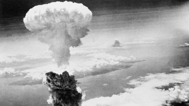 La bumba atomara da Nagasaki dal 1945.