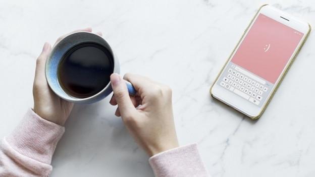 La pausa da café tutga er tar il mintgadi