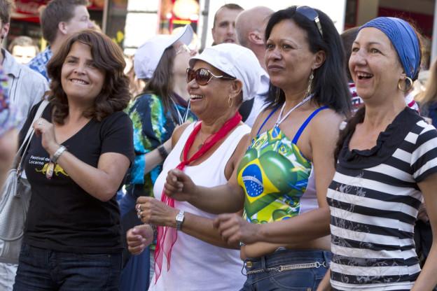 Turitg è citad multiculturala